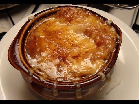 French Onion Soup - NoRecipeRequired.com