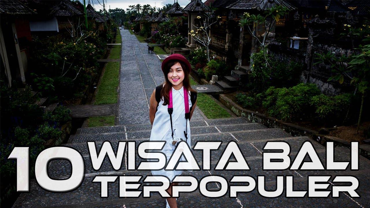 10 Tempat Wisata Di Bali Paling Hits