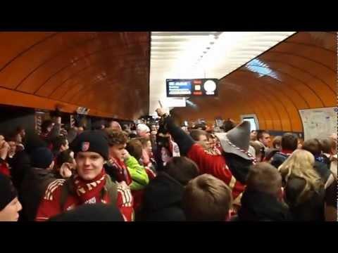 Metro: FC Bayern Munich