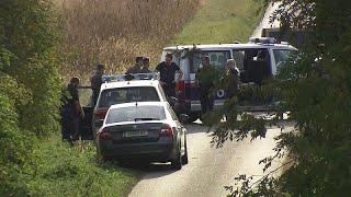 В Австрии в фургоне найдены тела мигрантов
