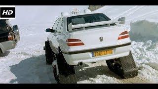 Такси ездит по снегу - Такси 3
