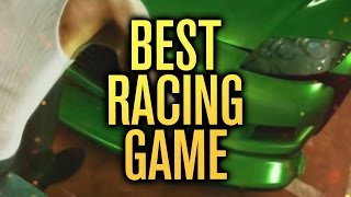 ONE OF THE BEST RACING GAMES!!