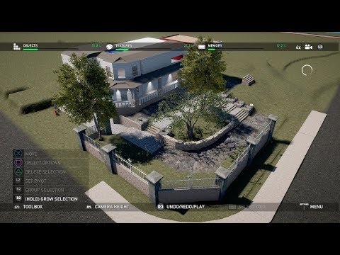 Far Cry 5 Map Editor Stream Making House From Rb6 Siege Youtube