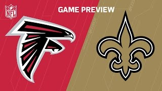 Falcons vs. Saints (Week 3 Preview) | Monday Night Football | Move the Sticks | NFL