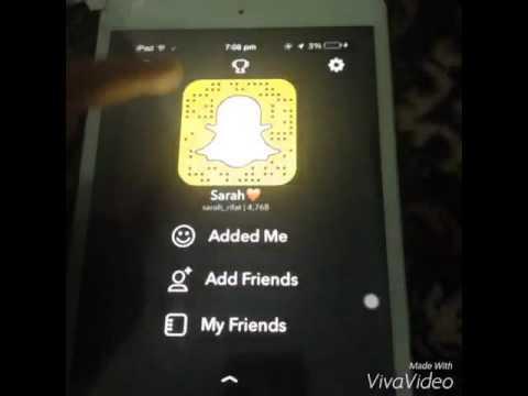 how to get snapchat on ipad mini