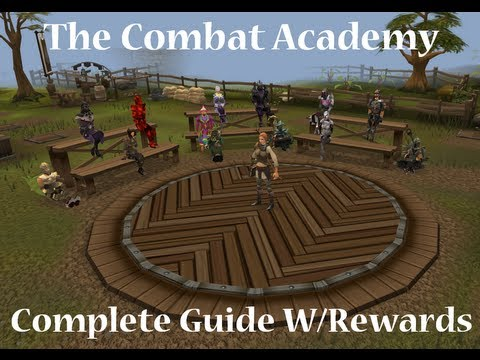 The Combat Academy - Complete Guide To Combat In RS3 (W/Rewards)