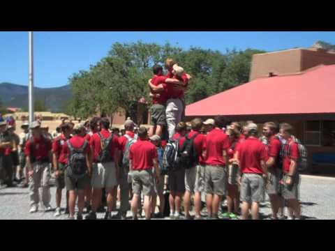 Philmont Scout Ranch, 2011 Expedition 621-N Arrival Day