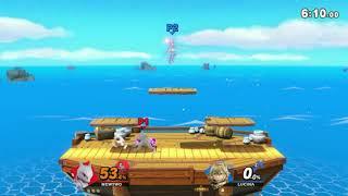 Gin (Mewtwo) vs Lucina - Online Elite