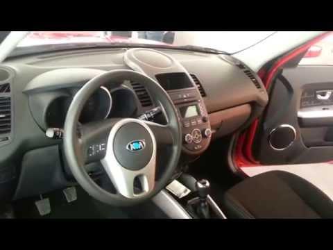 Interior Kia Soul 2014 video versión Colombia