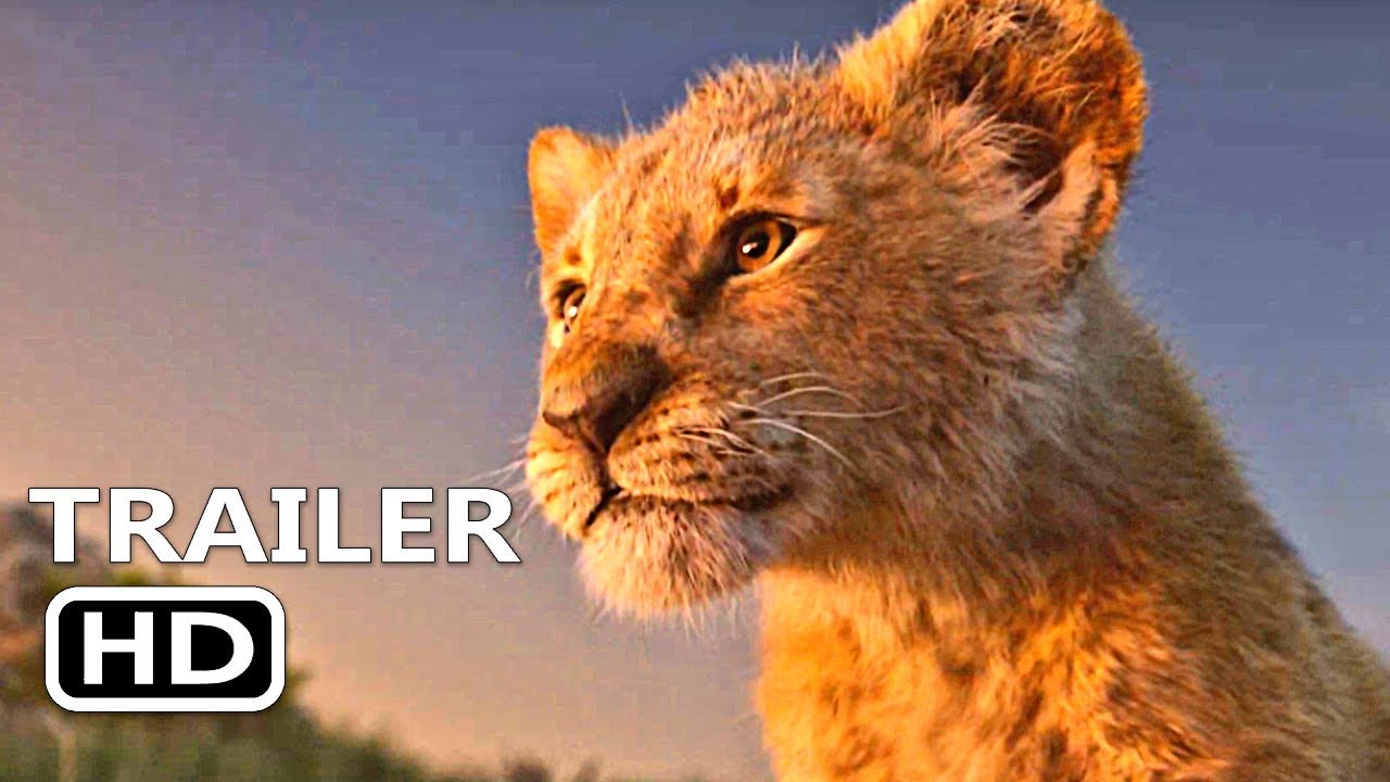 the lion king teaser trailer  2019  walt disney movie