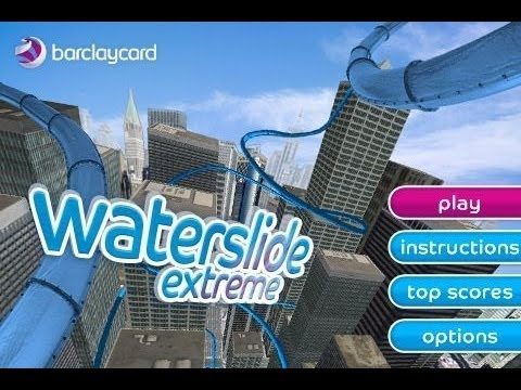 Waterslide Extreme - iPhone Game