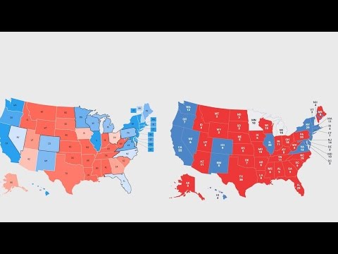 Forecasts and polls got the 2016 election results dead wrong