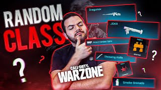 We Randomly Generated Our Classes in Warzone...it went TERRIBLE.