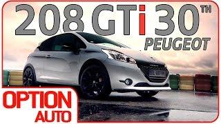 Test Drive • Peugeot 208 GTi 30th (Option Auto)