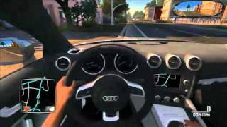 Test Drive Unlimited 2 (TDU2) Gameplay