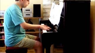 Johann Strauss: An der schönen blauen Donau - Pianoversion