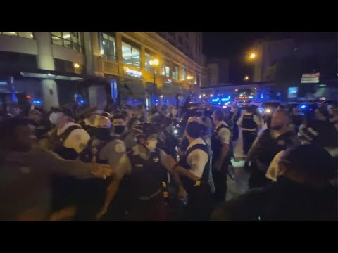 Illinois National Guard Deployed To Chicago As Unrest Continues