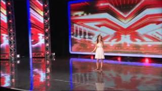 X Factor 2009 - Lucy Jones