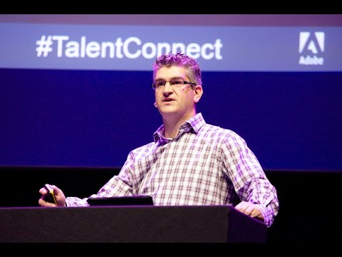 How Adobe creates a social content strategy to change perceptions | Talent Connect London 2015