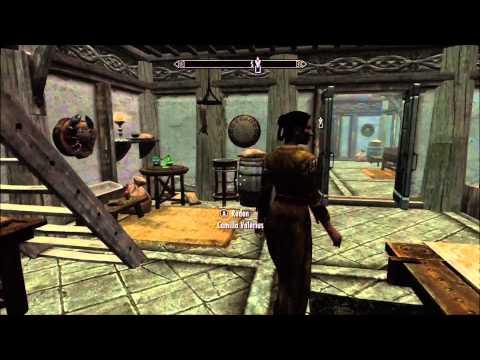 Skyrim Dawnguard  (Meine Ehefrau wird auch zum Vampir) gezockt GaMeR1744