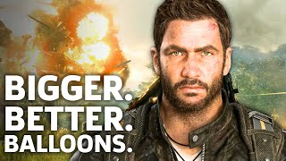 Just Cause 4 is Bigger, Better, and Has Balloons - E3 2018