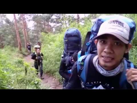 Sobat alam indonesia - mt merbabu & mt merapi full video