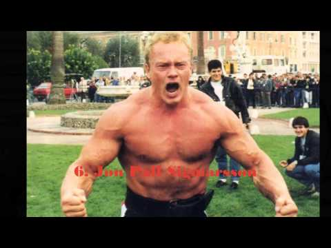Top 15 Strongest Man In World  2016 (LATEST)