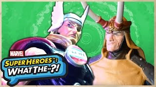 Marvel Super Heroes: What The--?! Thor Joins 7-Eleven