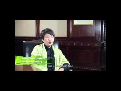 Testimoni Spirulina Organik: Judaria Jaman (Masalah Mengandung)
