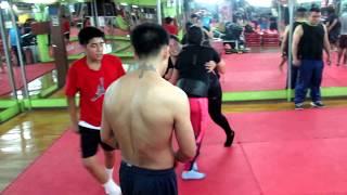 MMA EN STRONGER FITNESS GYM