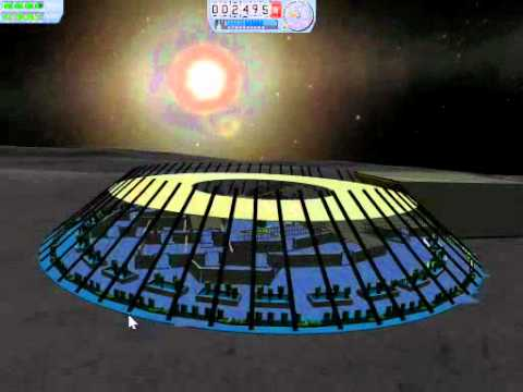 Landing a moon base biodome on the mun in kerbal space ...