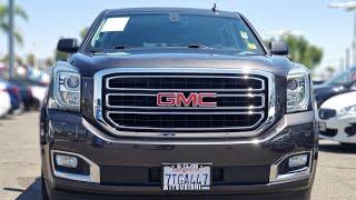 GMC Yukon Test Drive!  2016 GMC Yukon SLE POV Test drive