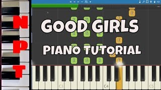 Elle King - Good Girls - Piano Tutorial (Ghostbusters Soundtrack)