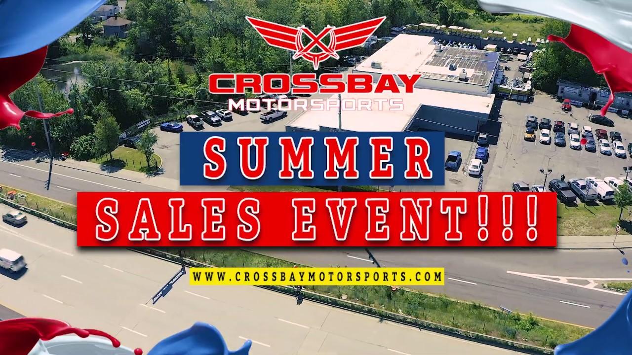 Crossbay Motorsports - New & Used Powersport Vehicles, Parts