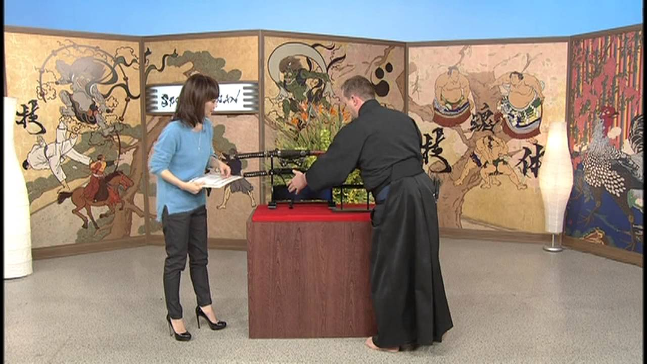 NHK Sports Japan — Iaido