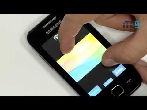 Обзор Samsung Wave 525