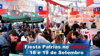Fiestas Pátrias e Fondas no Chile