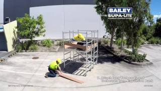 Bailey Supa-Lite Expansion Pack Assembly
