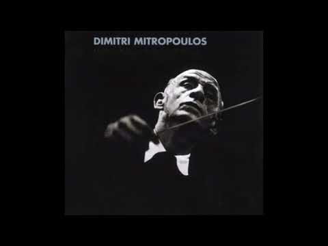 "Mahler ""Symphony No 5"" Dimitri Mitropoulos"