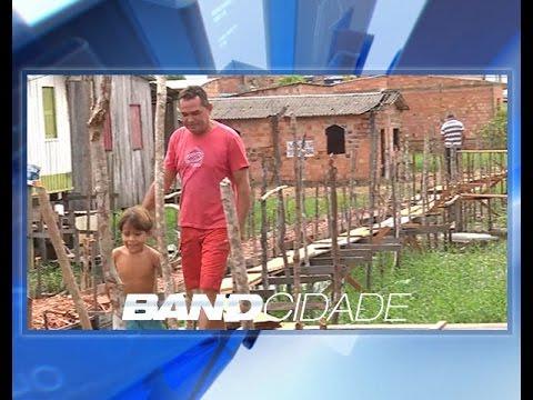 Comunidades em Manaus já sentem efeitos da cheia no Rio Negro