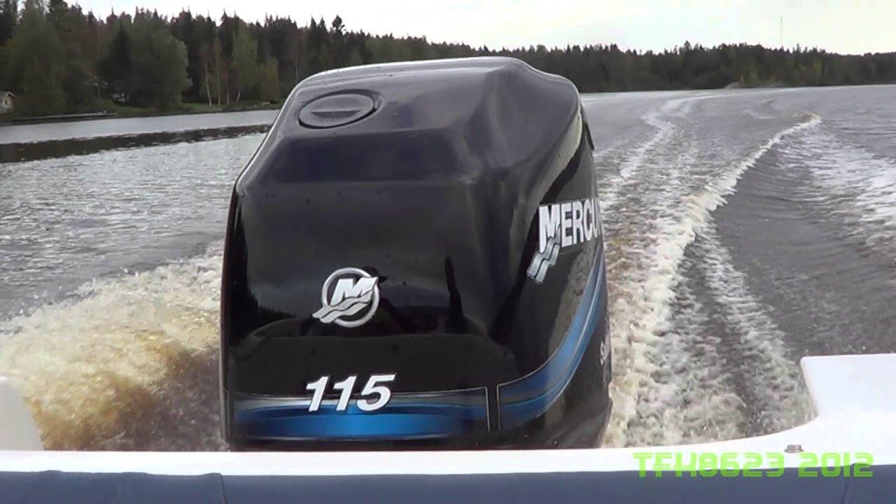 Mercury 115 Optimax Fun P Hd