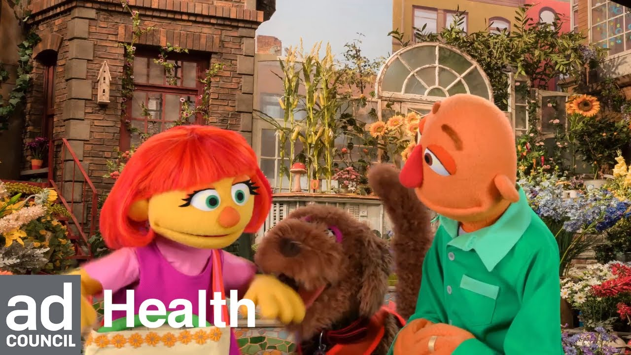 Some of Sesame Street's autistic muppet Julia's creators are cutting t