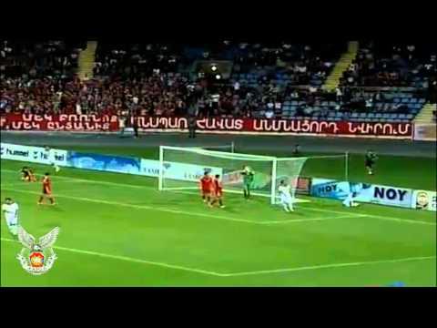ЧМ 2014 Квалификация. Армения-Мальта |Обзор матча|