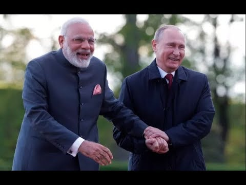 Russian TV Reports On 'Indian Economic Miracle'