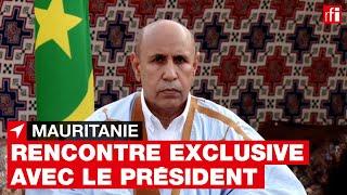 Mauritanie : « Non, je n'ai pas trahi Mohamed Ould Abdel Aziz », affirme le président Ould Ghazouani screenshot 1