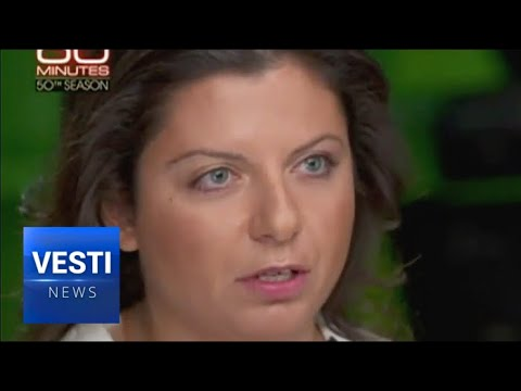 Margarita Simonyan: RT's Crime Was Not Supporting Hillary in the US General Election