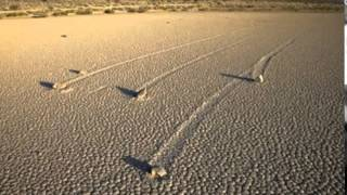 Mystery Solved The Sailing Stones Of Death Valley
