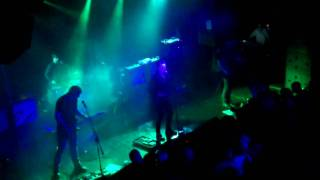 The Futureheads - The Chaos - Live at Scala 06.05.2010