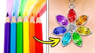 24 Artesanatos Coloridas Para Te Ajudar a Ficar Linda