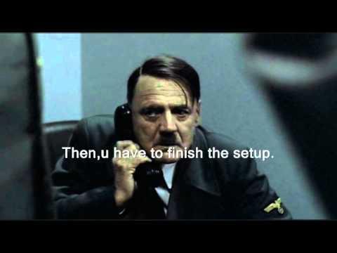Hitler Calls a Rockstar Games Help Centre